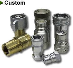 Custom Made Hydraulic Hose Assemblies